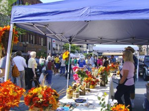 Call for farmers markets