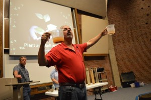 Keys to drought, flooding and climate change found in our soil
