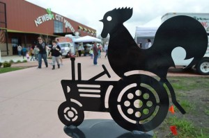 Local brews and food showcased in NewBo City Market's BBQ & Brew in Cedar Rapids