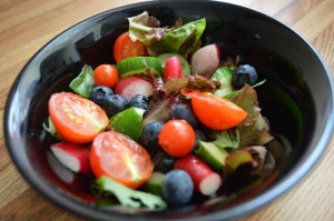 Fast food still major part of U.S. diet; wouldn't a homegrown salad be better?