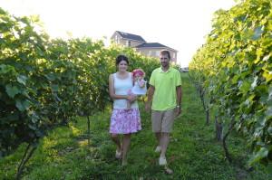 A rare wine in Iowa: Cascade's Crimson Sunset takes the organic route