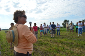 Johnson County project aims to reach women in agriculture