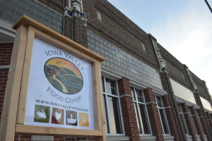 Sample local foods and visit new site during May 6 open house at the Iowa Valley Food Co-op in Cedar Rapids