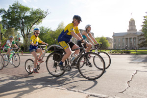 """Old Pi to New Pi"" ride happening Wednesday in Iowa City"