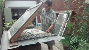 Garden party, solar food dehydrator demonstration, music and more in Iowa City
