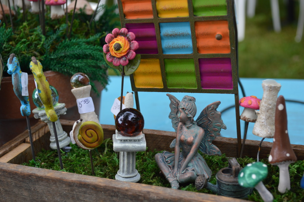 More from In the Country Garden & Gifts: everything you could want for a fairy garden. (photo/Cindy Hadish)