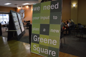 Greene Square Park moving into the future in downtown Cedar Rapids with new design; plan retains some historical elements