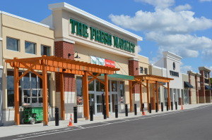 The Fresh Market plans an Oct. 1, 2014, opening at its first store in Iowa, 180 Collins Rd. NE, in Cedar Rapids. (photo/Cindy Hadish)