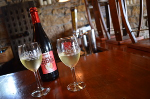 Sutliff Cider has been rated among the world's 30 best hard ciders. (photo/Cindy Hadish)