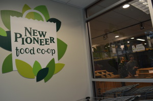 New Pioneer Food Co-op officially opens its new Cedar Rapids store on Wednesday, Dec. 10, 2014. (photo/Cindy Hadish)