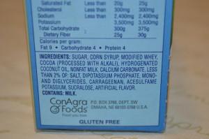swiss miss ingredients