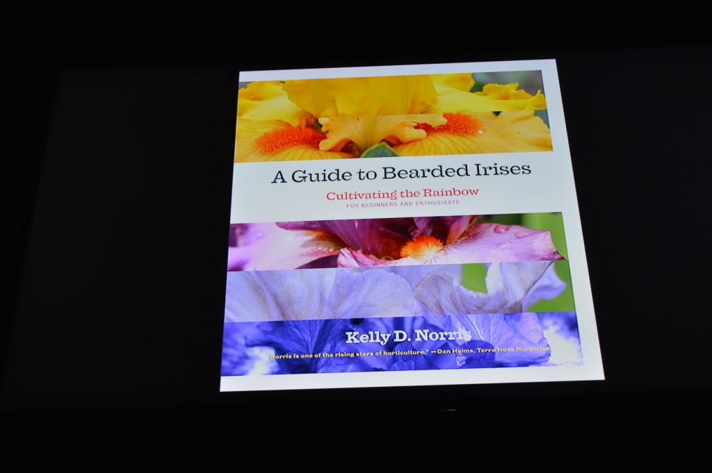 g iris book