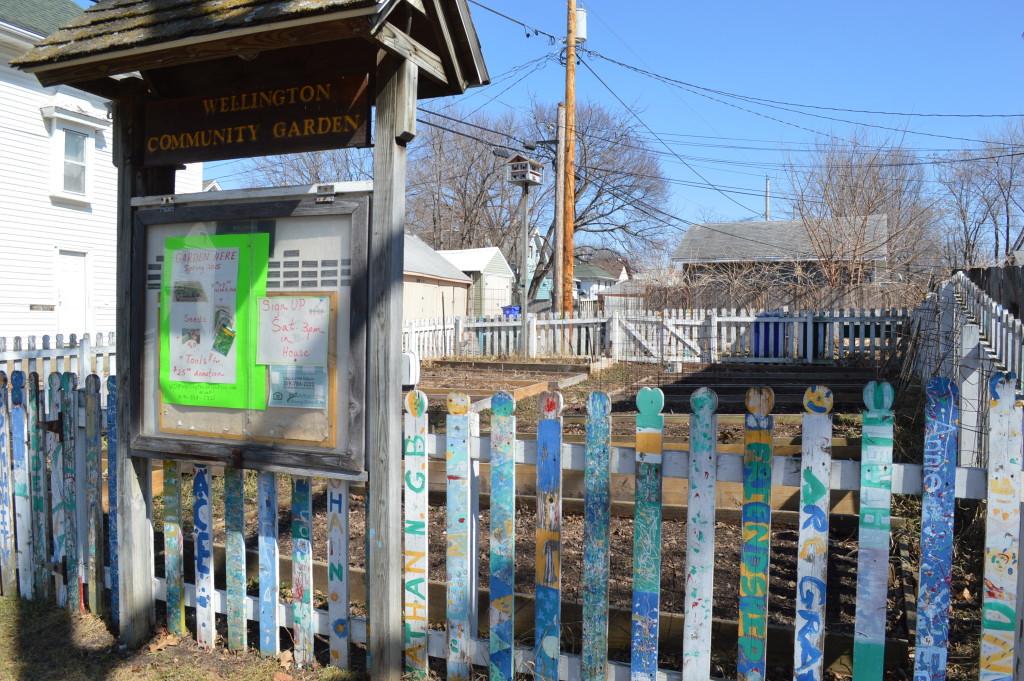 Wellington Heights Neighborhood Association offers new option for gardeners in Cedar Rapids
