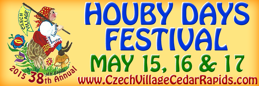 Morel mushrooms and Czech traditions celebrated during Houby Days in Cedar Rapids