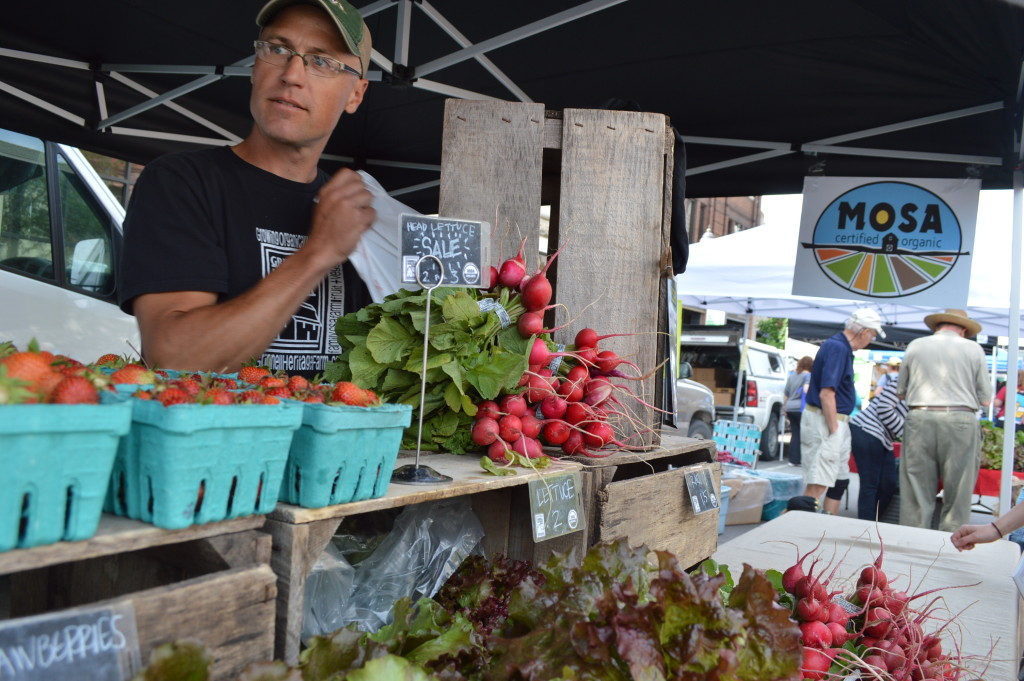 Photo gallery: Downtown Farmers Market 2015 opening day