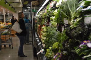 New Pioneer offers a wide variety of local, natural and organic products at its stores. (photo/Cindy Hadish)