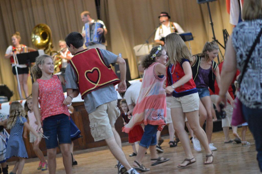 wilber dancing