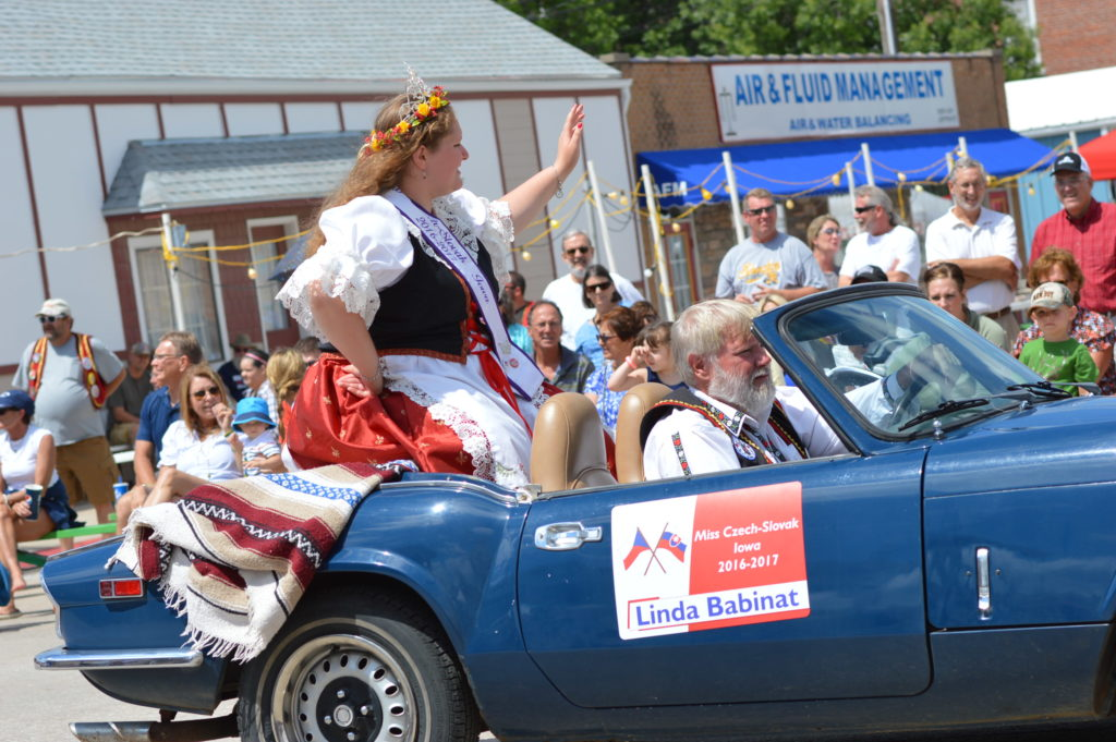 wilber linda parade