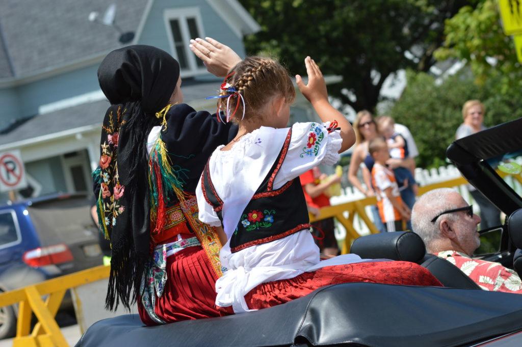 wilber monika parade