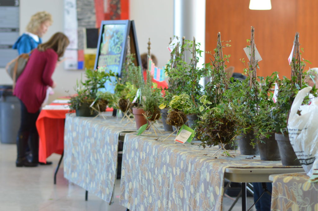 Photo Gallery: Winter Gardening Fair 2017