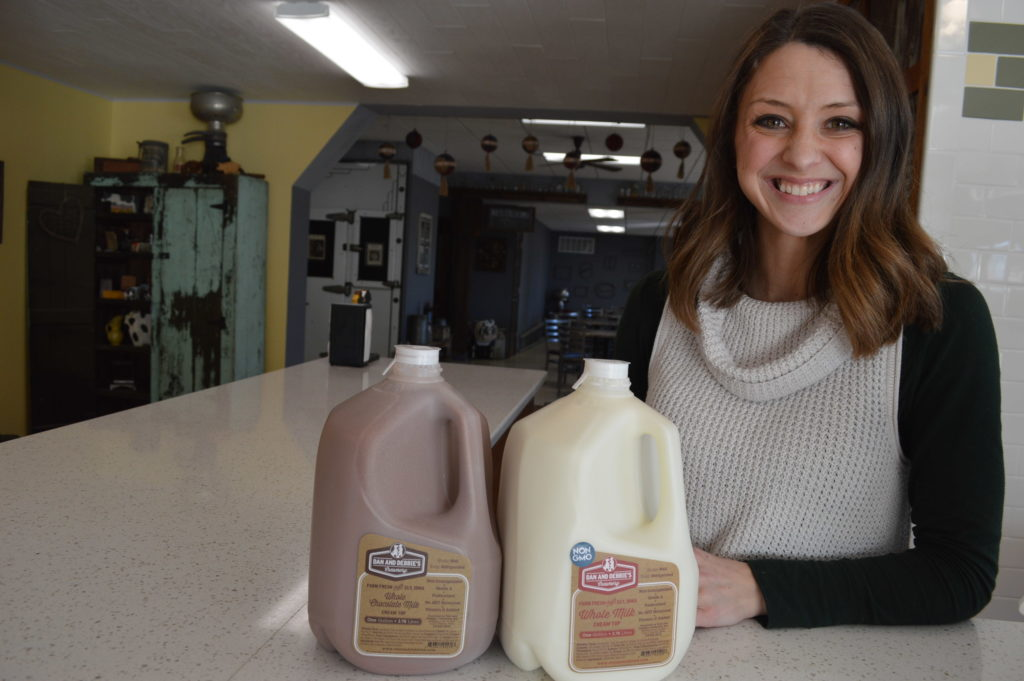 Ely creamery draws a crowd