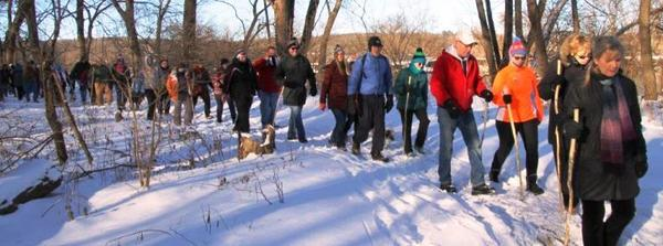 How cold is it? Iowa DNR cancels annual hike