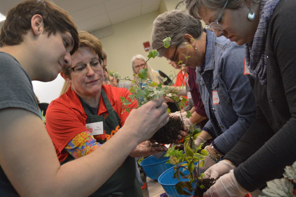 Photos: Linn County Master Gardeners 2018 Winter Gardening Fair